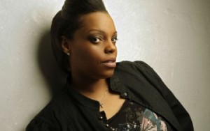 Morgan Rhodes - Ebony article